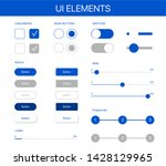 ui elements collection ...