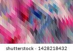 geometric design. colorful...   Shutterstock .eps vector #1428218432
