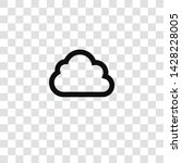 cloud icon from miscellaneous...   Shutterstock .eps vector #1428228005