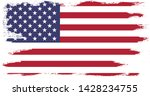 grunge united states of america ... | Shutterstock .eps vector #1428234755