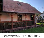 Old School Romanion House In...