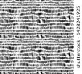 vertical paint dry lines ink... | Shutterstock .eps vector #1428241925