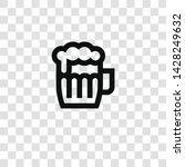 beer icon from miscellaneous... | Shutterstock .eps vector #1428249632