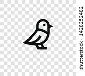 bird icon from miscellaneous... | Shutterstock .eps vector #1428252482