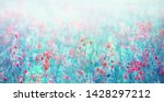Nature Abstract Background Wild ...