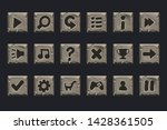 set stone buttons for web or...