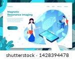 vector illustration   brain... | Shutterstock .eps vector #1428394478