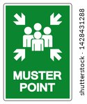 Muster Point Symbol Sign ...