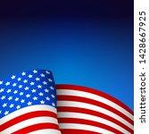 united states of america... | Shutterstock .eps vector #1428667925