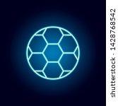 football  soccer  sport outline ...