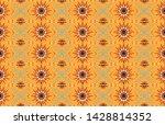 seamless floral pattern....   Shutterstock .eps vector #1428814352