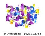 artistic creative universal... | Shutterstock . vector #1428863765