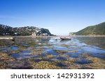 knysna lagoon looking towards... | Shutterstock . vector #142931392