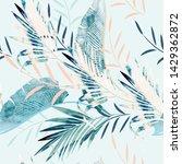 fashion vector illustration... | Shutterstock .eps vector #1429362872