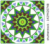 vector mandala pattern for...   Shutterstock .eps vector #1429420748