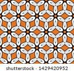 traditional ornamental design....   Shutterstock .eps vector #1429420952