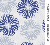 seamless abstract pattern with...   Shutterstock .eps vector #1429423982