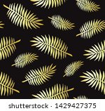 vector seamless pattern of hand ...   Shutterstock .eps vector #1429427375