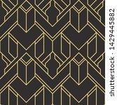 vector modern geometric tiles...   Shutterstock .eps vector #1429445882