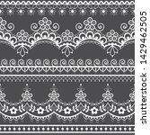 retro wedding french or english ...   Shutterstock .eps vector #1429462505