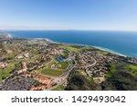 shoreline aerial view of malibu ... | Shutterstock . vector #1429493042
