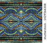geometric abstract vector...   Shutterstock .eps vector #1429566308