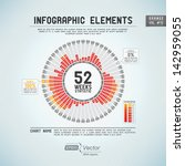 detailed colorful infographic... | Shutterstock .eps vector #142959055