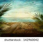 Summer Design   Sea View....