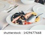 Shellfish Plate Of Crustacean...