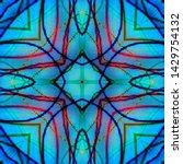 pattern vintage style. business ... | Shutterstock .eps vector #1429754132