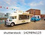 liverpool  uk   may 17 2018 ... | Shutterstock . vector #1429896125