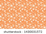 vector bakery seamless pattern. ... | Shutterstock .eps vector #1430031572