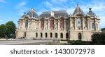 """Facade Of """"palais Des Beaux..."""