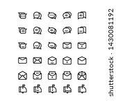 communication icon  32 px  2 pt ...