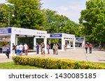 turin  italy  20 june 2019 ... | Shutterstock . vector #1430085185