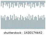 vertical stripes vector.... | Shutterstock .eps vector #1430174642