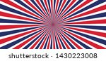 usa flag style seamless pattern ... | Shutterstock .eps vector #1430223008