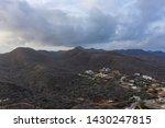 aerial view over beach playa... | Shutterstock . vector #1430247815