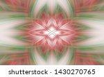 Geometric Red Pattern...