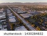los angeles  california  usa  ... | Shutterstock . vector #1430284832