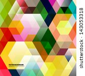 abstract background vector   Shutterstock .eps vector #143053318