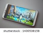 valencia  spain  june 21 2019   ...   Shutterstock . vector #1430538158