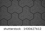 abstract geometric pattern with ... | Shutterstock .eps vector #1430627612