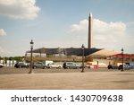 paris  france   july 06  2018 ...   Shutterstock . vector #1430709638