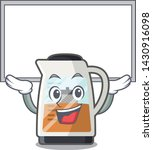 up board tea maker isolated... | Shutterstock .eps vector #1430916098