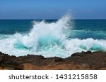 Sea Landscape  Sea Waves...