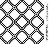 vector seamless texture. modern ... | Shutterstock .eps vector #1431313658