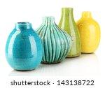 Decorative Ceramic Vases...
