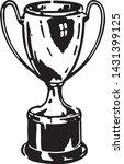 trophy   retro ad art...   Shutterstock .eps vector #1431399125