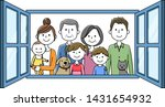 it is an illustration of the... | Shutterstock .eps vector #1431654932
